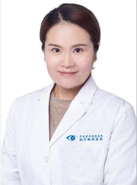 蒋艳-副主任医师-白内障学科带领人